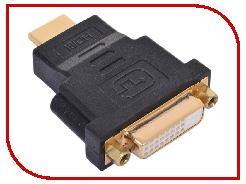 Аксессуар Orient HDMI M to DVI F C484