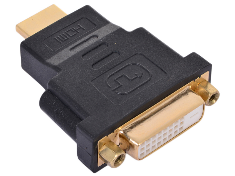 цена на Аксессуар Orient HDMI M to DVI F C484