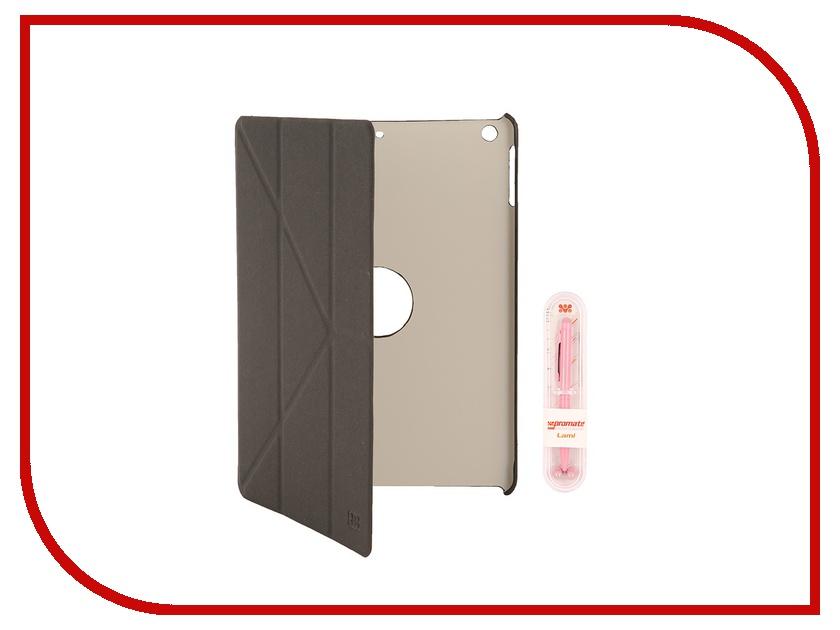 Аксессуар Чехол APPLE iPad Air Promate iFoldAir+ Black<br>