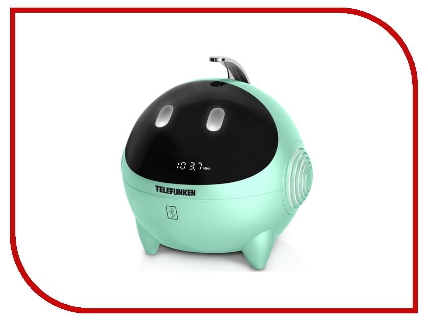 Радиоприемник Telefunken TF-1634UB Turquoise