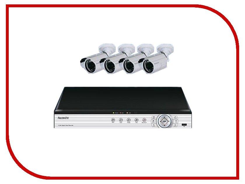 Видеонаблюдение Falcon Eye FE-0216DE-KIT PRO 16.4 от Pleer