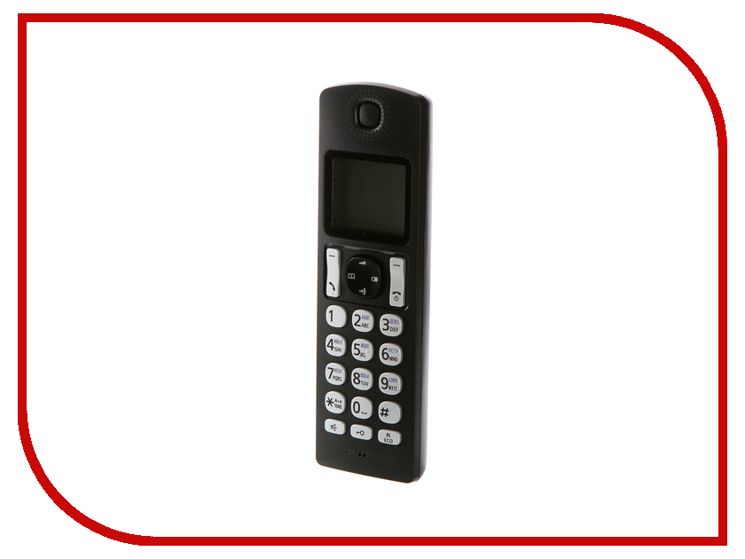 Радиотелефон Panasonic KX-TGC310 RU1 Black<br>