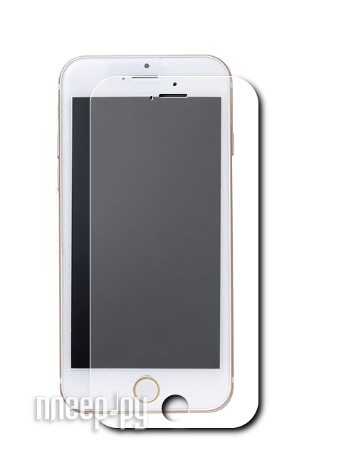 Аксессуар Защитная пленка LuxCase for iPhone 6 4.7-inch суперпрозрачная 80293 цена