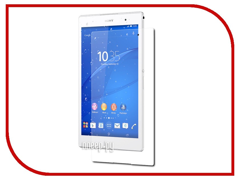 ��������� �������� ������ Sony Xperia Z3 Tablet Compact LuxCase ������������ 52810 / 80667