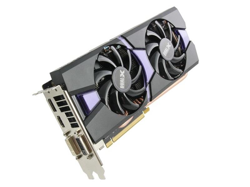 Видеокарта Sapphire Radeon R9 285 918Mhz PCI-E 3.0 2048Mb 5500Mhz 256 bit 2xDVI HDMI HDCP 11235-00-20G