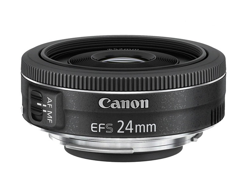 Объектив Canon EF-S 24 mm f/2.8 STM