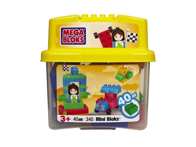 Конструктор Mega Bloks Мини Блоки 340<br>