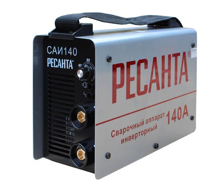 Фотография Сварочный аппарат Ресанта САИ 140
