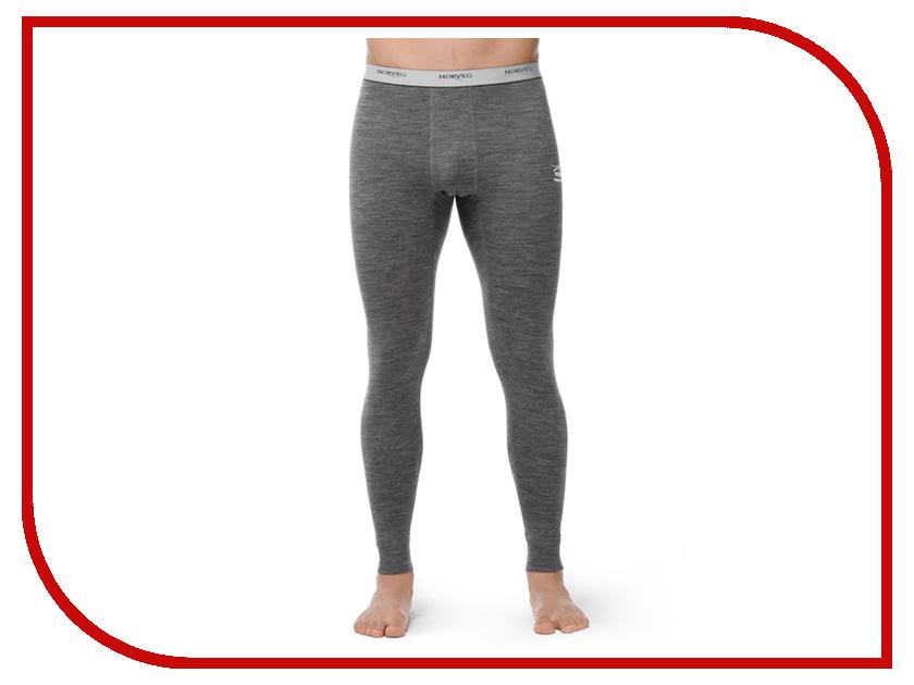 Кальсоны Norveg Soft Pants Размер XL 742 14SM003-014-XL Gray мужские
