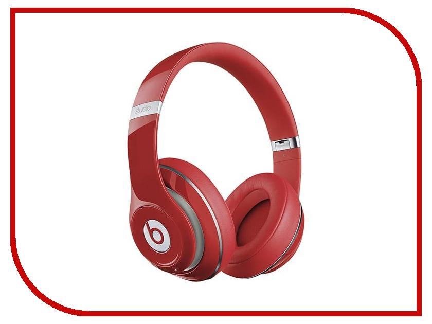 Гарнитура Beats Studio Wireless Red MH8K2ZE/A
