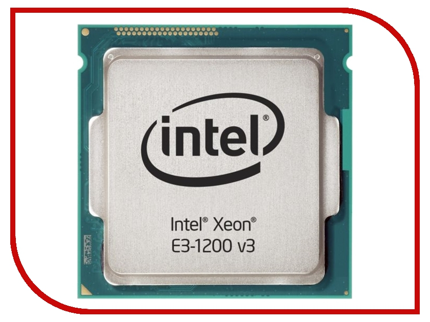 Процессор Intel Xeon E3-1230V3 Haswell (3300MHz/LGA1150/L3 8192Kb)<br>