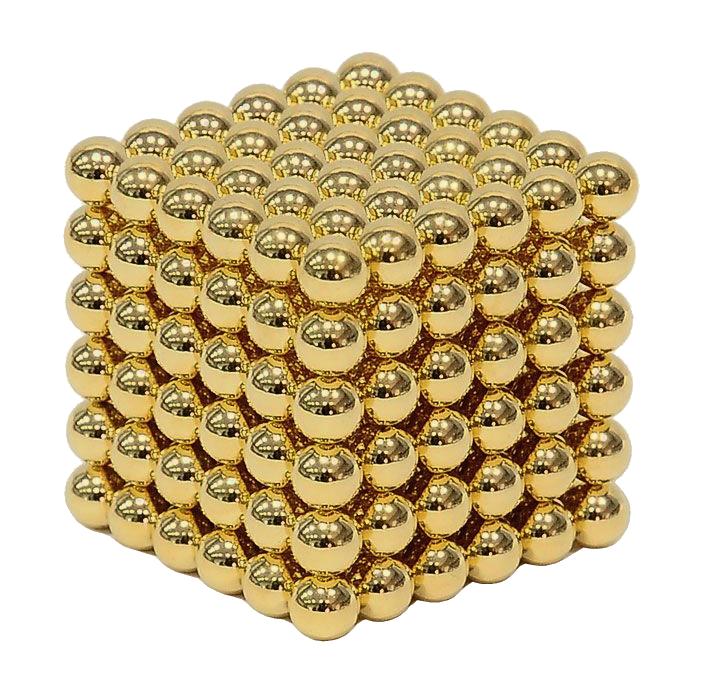 ������� Crazyballs 216 5mm Gold<br>