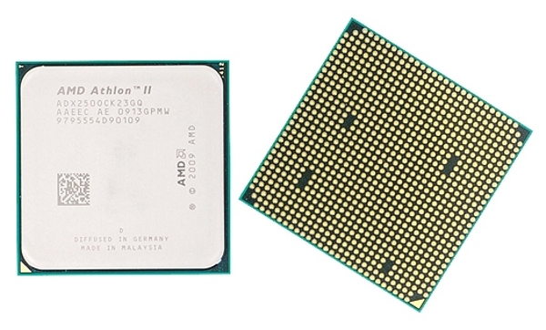 Процессор AMD Athlon II X3 440 ADX440WFK32GM OEM (3000MHz/AM3/1536Kb)