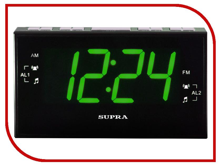 Часы настольные SUPRA SA-40FM