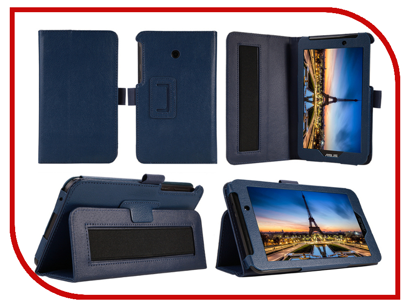��������� ����� IT Baggage for ASUS Fonepad 7 FE170CG / ME170C � �������� ����� ���. ���� Blue ITASFE1702-4
