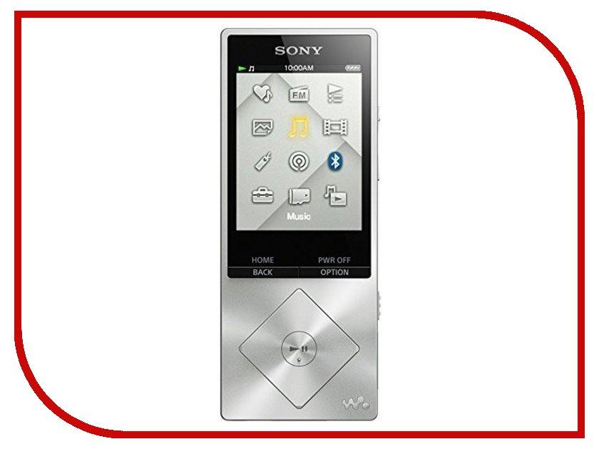 Плеер Sony NWZ-A15 Walkman - 16Gb Silver