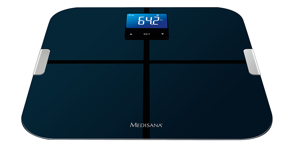Весы напольные Medisana BS 440 Connect BK 40423