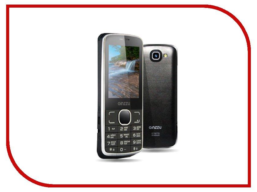 Сотовый телефон Ginzzu M101 DUAL Black