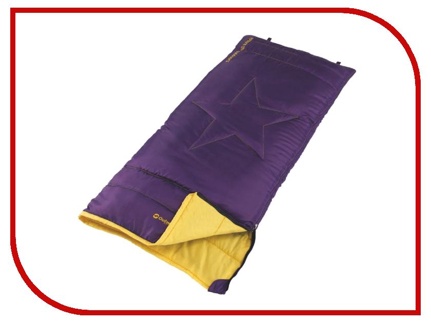 Cпальный мешок Outwell Cave Kids Purple 230072