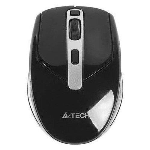 лучшая цена Мышь A4Tech G11-590FX-1 USB Black-Silver