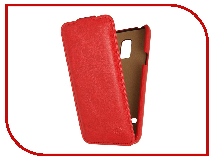 ��������� ����� Samsung SM-G800 Galaxy S5 mini Pulsar Shellcase Red PSC0235
