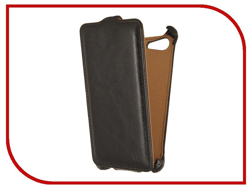 Аксессуар Чехол Sony Xperia Z3 Compact Pulsar Shellcase Black PSC0341<br>
