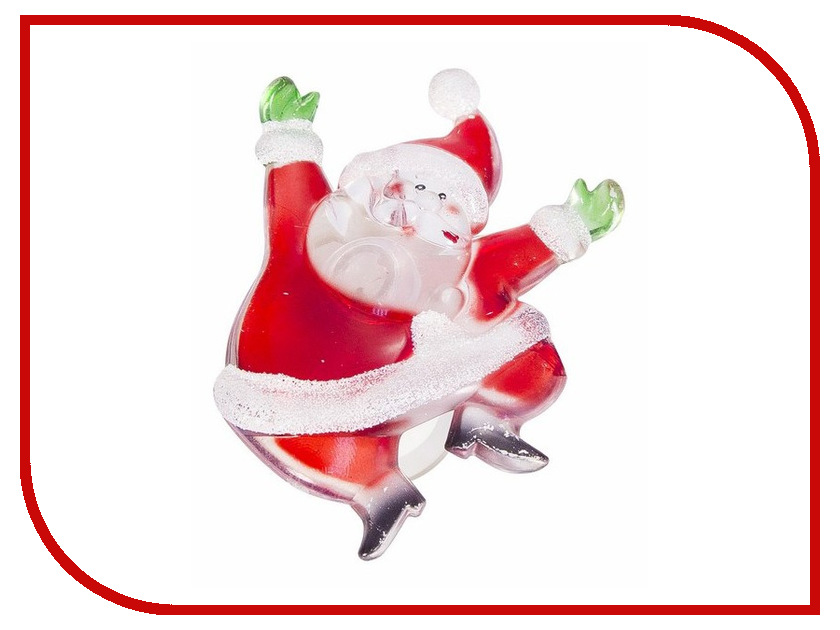 Новогодний сувенир Neon-Night Санта Клаус 501-023