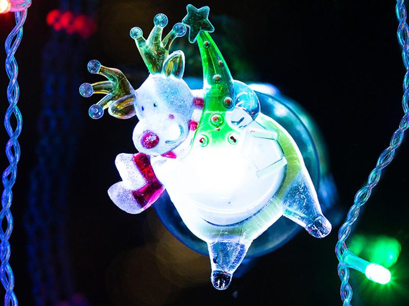 Светящееся украшение Светодиодная фигурка Neon-Night Олень 501-024