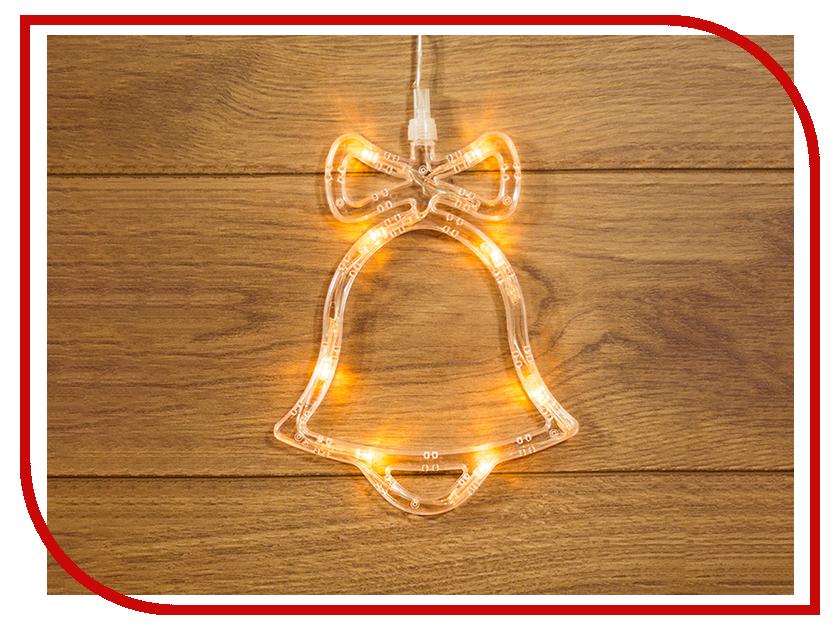 Светящееся украшение Neon-Night Колокольчик 501-012 световое панно neon night созвездие 501 355