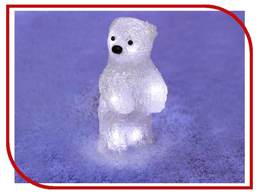 Новогодний сувенир Neon-Night Медвежонок 513-311