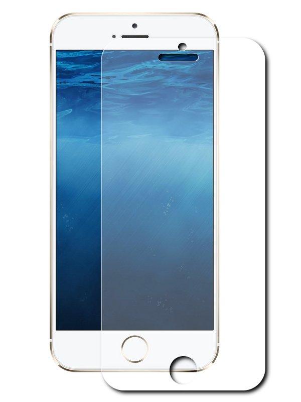 Аксессуар Стекло защитное Deppa 0.2mm for iPhone 6 Plus прозрачное