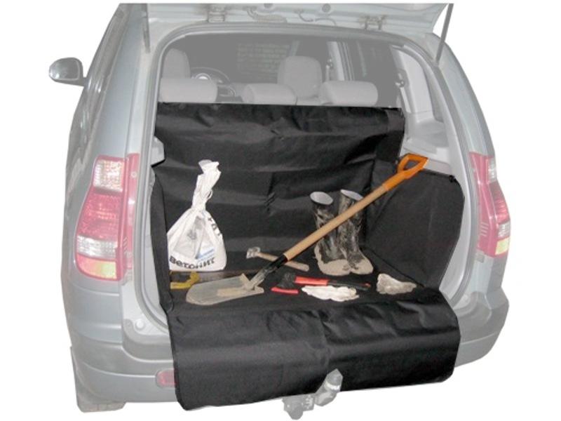 Накидка защитная в багажник Comfort Address DAF-0221 Black comfort address daf 022