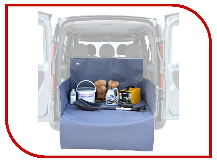 Накидка защитная в багажник Comfort Address DAF-0221S Grey comfort address daf 0221