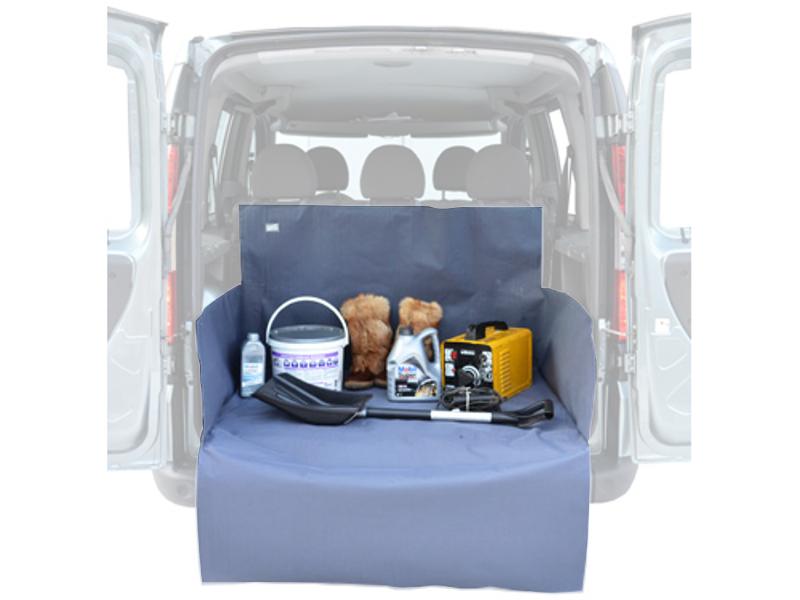 Накидка защитная в багажник Comfort Address DAF-0221S Grey