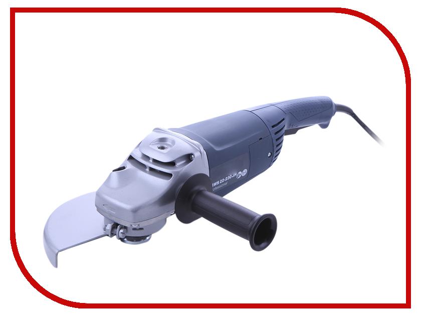 Шлифовальная машина Bosch GWS 22-230 JH шлифовальная машина bosch gws 10 8 76 v ec 06019f2000