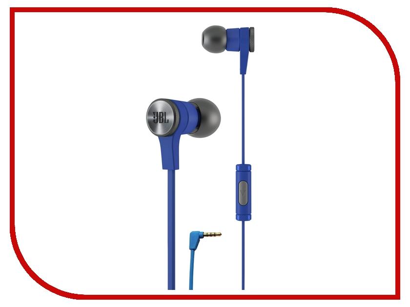 Гарнитура JBL Synchros E10 Blue
