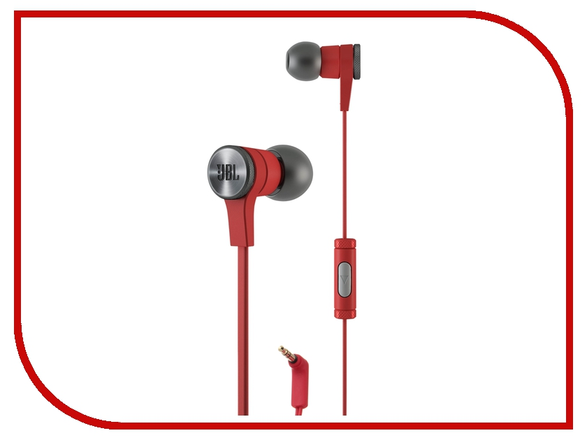 Гарнитура JBL Synchros E10 Red