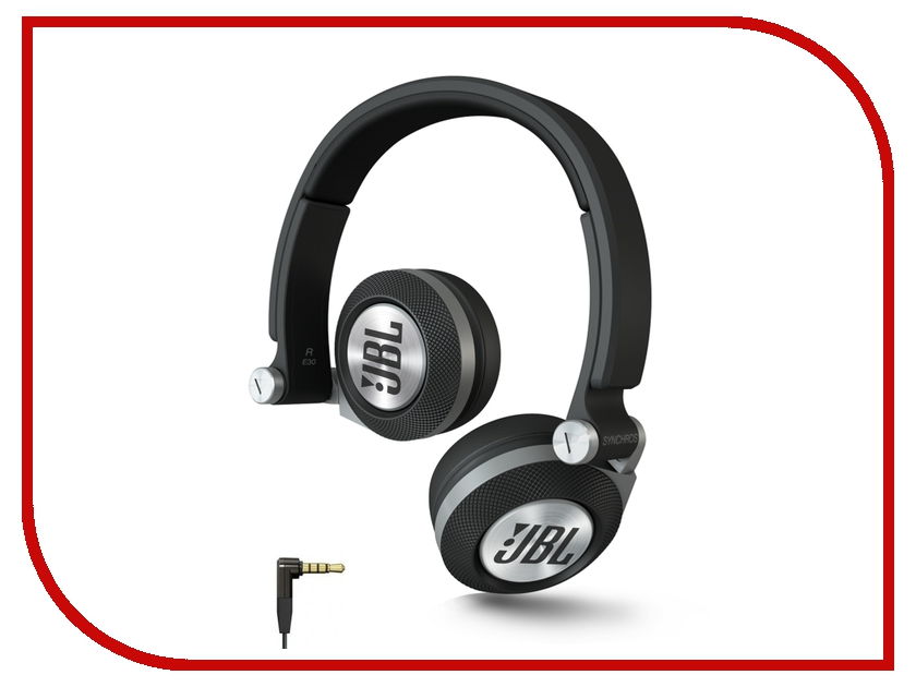 Гарнитура JBL Synchros E30 Black<br>