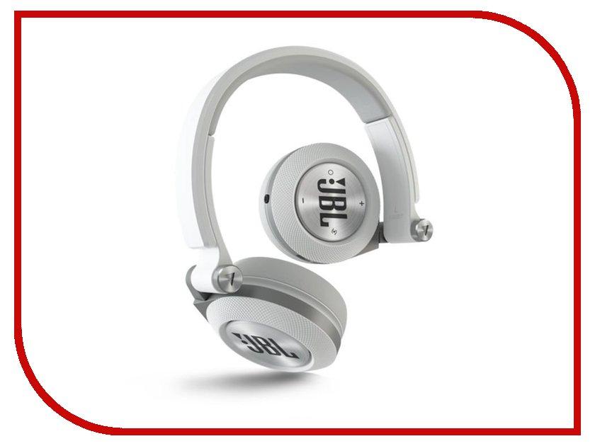Гарнитура JBL Synchros E40BT White<br>