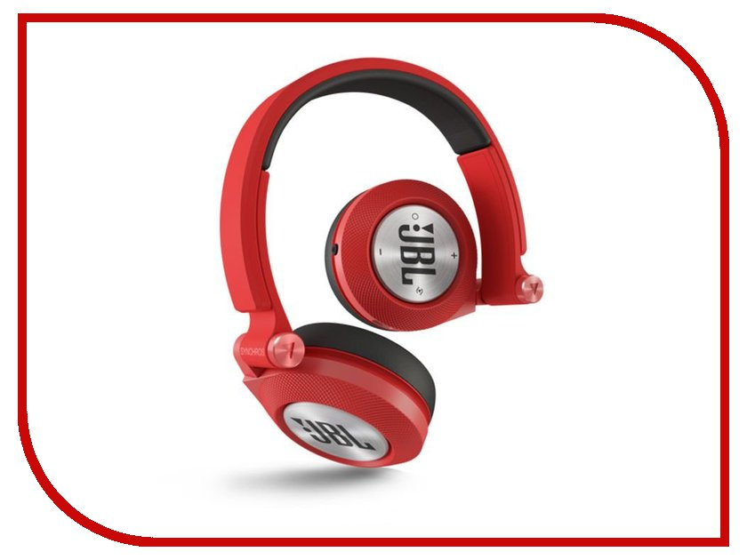 JBL Synchros E40BT Red наушники jbl synchros e40bt red