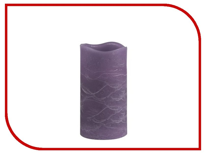 Светодиодная свеча Ranex 6000.359 Purple<br>