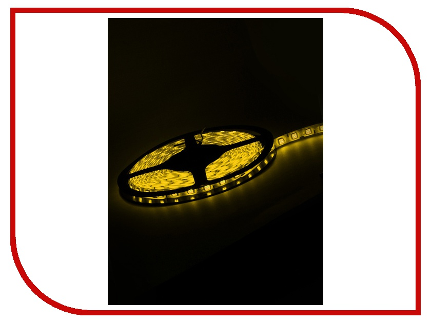 Светодиодная лента Neon-Night SMD 5050 60led/m 12V 72W 5m IP23 Yellow 141-462-0<br>