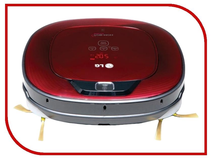 Пылесос-робот LG VR6270LVM от Pleer