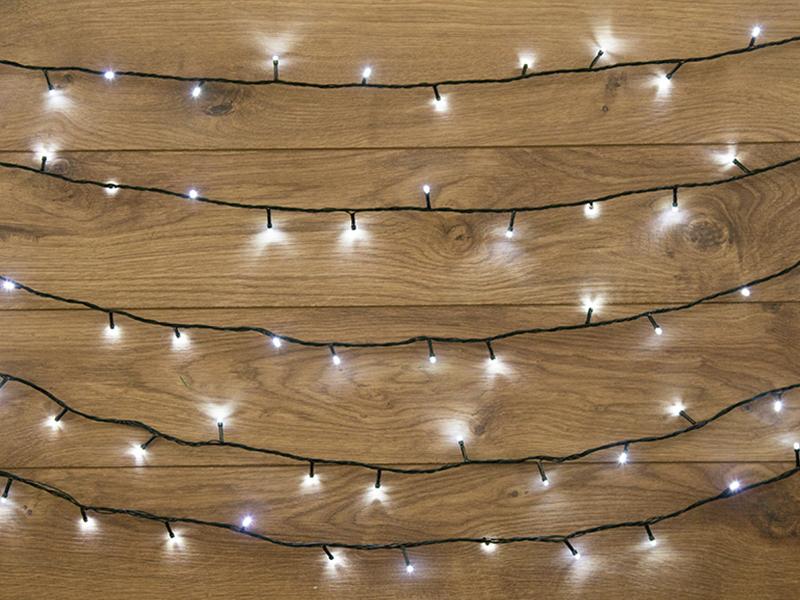Гирлянда Neon-Night Твинкл Лайт 15m 120 LED White 303-055