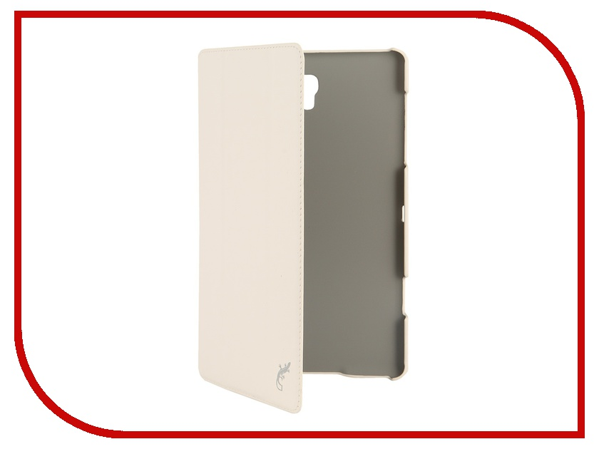 Аксессуар Чехол Galaxy Tab S 8.4 SM-T700 / SM-T705 G-Case Slim Premium White GG-435