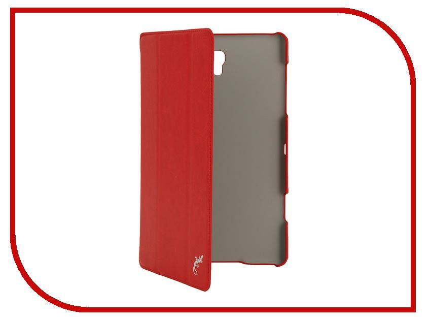 Аксессуар Чехол Galaxy Tab S 8.4 SM-T700 / SM-T705 G-Case Slim Premium Red GG-434