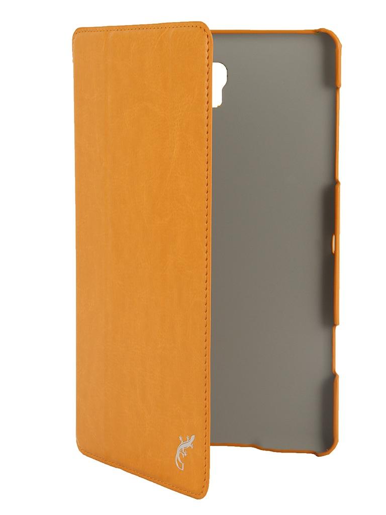Аксессуар Чехол Galaxy Tab S 8.4 SM-T700 / SM-T705 G-Case Slim Premium Orange GG-439<br>