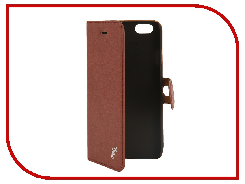 Аксессуар Чехол G-Case Prestige 2 in 1 for iPhone 6 Plus 5.5-inch Brown GG-515<br>