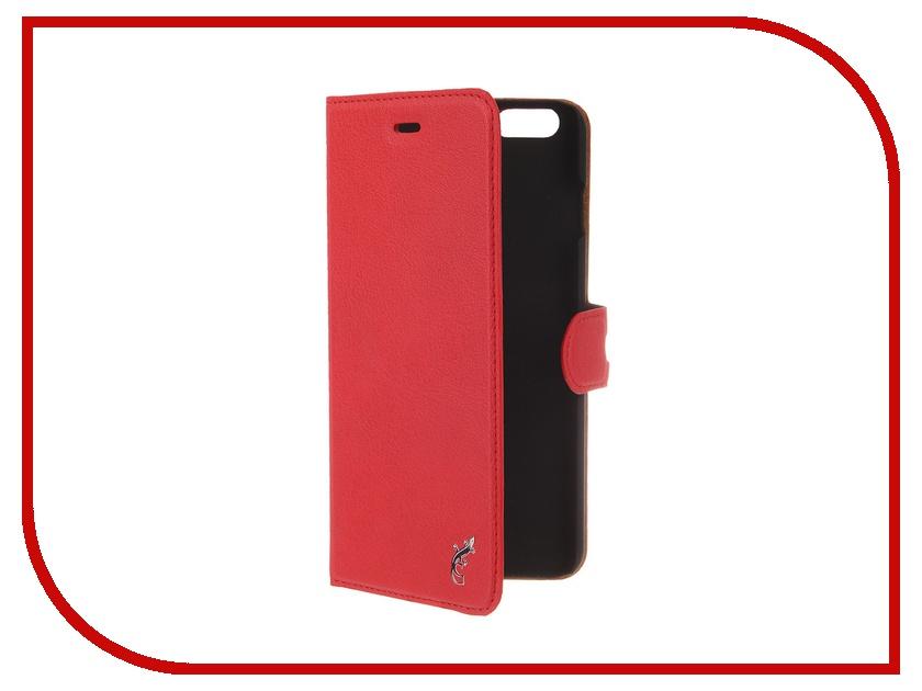 Аксессуар Чехол G-Case Prestige 2 в 1 для iPhone 6 Plus 5.5-inch Red GG-514
