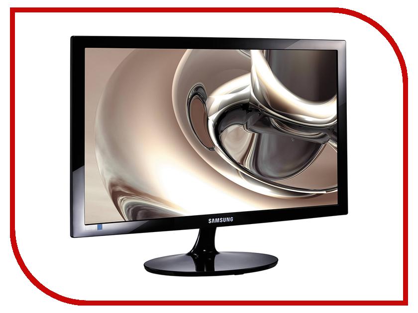 Монитор Samsung S24D300H Glossy Red Black
